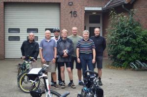 100 Km Fahrradtour 2014
