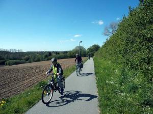 Fahrradtour 20-40 km
