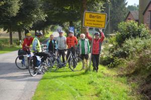 100 km Fahrradtour 2017