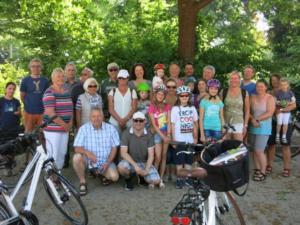 Frühlings-Fahrradtour 2018