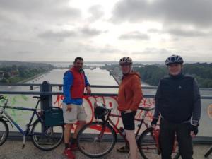 100 KM Fahrradtour 2019